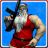 Santa Rockstar vs Aliens