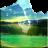 Mountains HD Scrolling Live Wallpaper