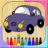 Paint cars