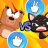Dog vs Cat RPS Battle