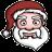 Doodle Santa - Christmas Jump