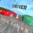 Driver - over cones
