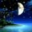 Shimmering Moonlight Live Wallpaper