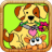 Coloring Famous Cartoon Dogs