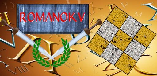 [Apk][Android][Juego][Gratis] Romanoku (sudoku con números romanos) 3732726-774770