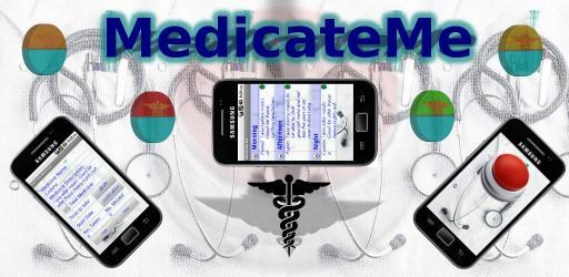 MedicateMe banner