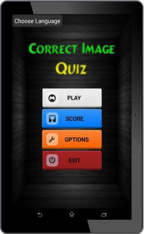 Correct Image Quiz