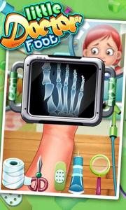 Little Foot Doctor