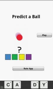 Predict a Ball