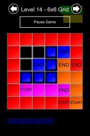 Cube Flow Free