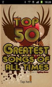 Top 50 Songs