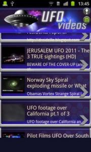 UFO Videos