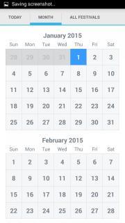 Smart Hindu Calendar