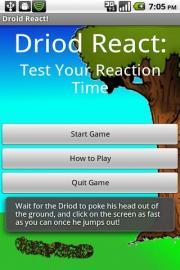 Droid React!