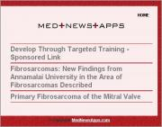 Fibrosarcoma News