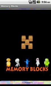Memory Blocks