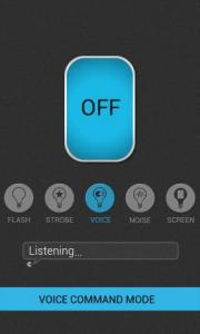 Voice Flashlight Free