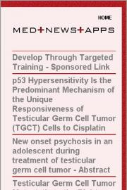 Germ Cell Tumor News