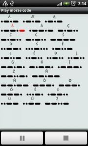 MorseCode Player