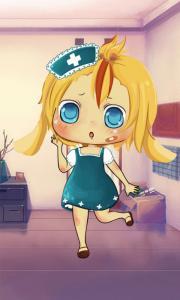 Doll Salon Dress Up