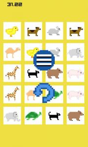 Memory Game Animal ED