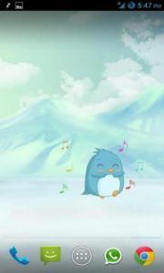 Dancing Penguin LWP Free