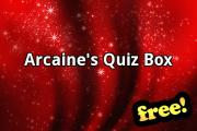 Arcaine's Quiz Box