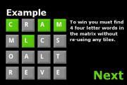 Word Matrix Trial