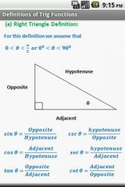 Trigonometry Quick Reference Guide