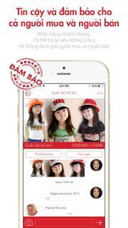 MOKI - Ứng dụng mua bán trên di động cho mẹ và bé