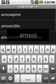 drug Dosage