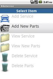 Vehicle Service Report