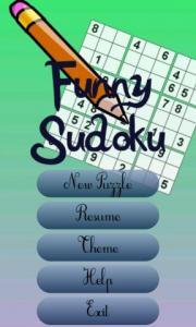 Funny Sudoku Lite