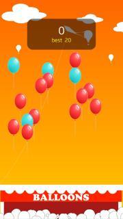 Balloon Stalls