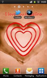 Valentine's Day 3D LWP
