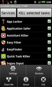 Quick Task Killer