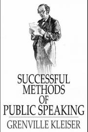 Successful Methods of Public Speaking