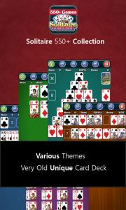 Solitaire 550+ Collection