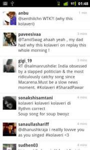Why this Kolaveri