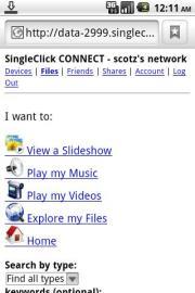 SingleClick Connect