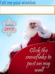 Santas Facebook