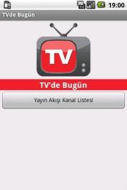 TVde Bugün
