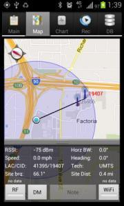 RF Signal Tracker
