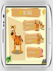 Safari Animals for Kids