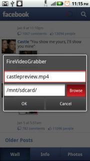 FireVideoGrabber