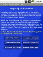 Preparing Interview Lite