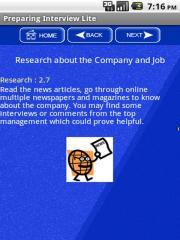 Preparing Interview Lite