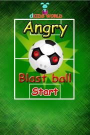 Angry Blast Ball