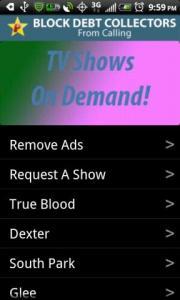 TV Streemer Beta