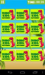 Dino Kids Matching